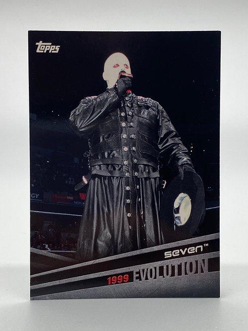WWE Topps 2018 Evolution Seven #E-18