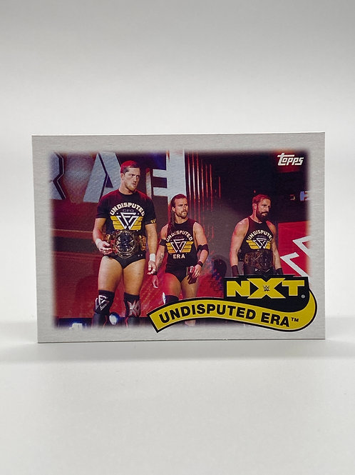 WWE Topps 2018 NXT Heritage Undisputed Era #TT-20