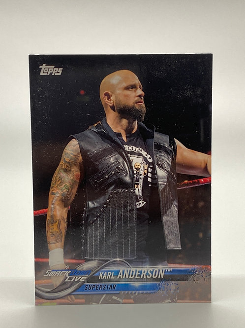 WWE Topps 2019 Then Now Forever Karl Anderson #141