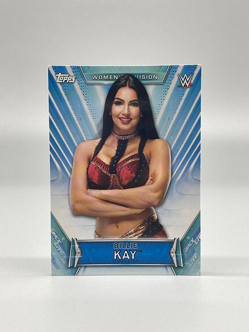 2019 Topps WWE Women's Division Billie Kay #21