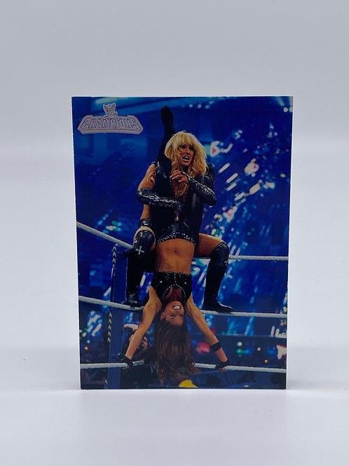 2011 Topps WWE Champions Wrestlemania XXVII #88