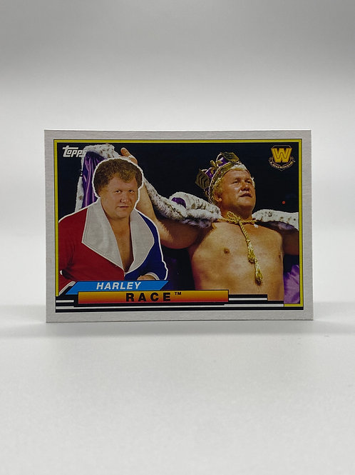 WWE Topps 2018 Big Legends Harley Race #BL-19