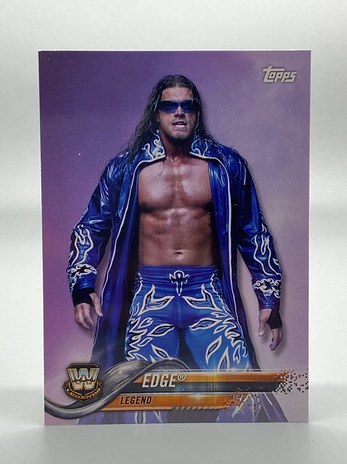 WWE Topps 2018 Then Now Forever Edge #192