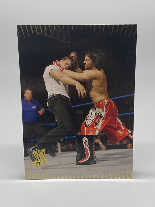 WWE Topps 2007 Action Paul London #47