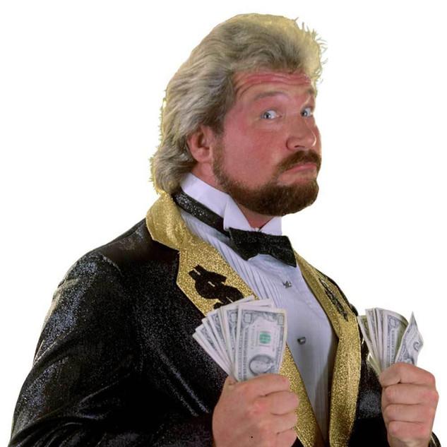 'The Million Dollar Man' Ted Dibiase