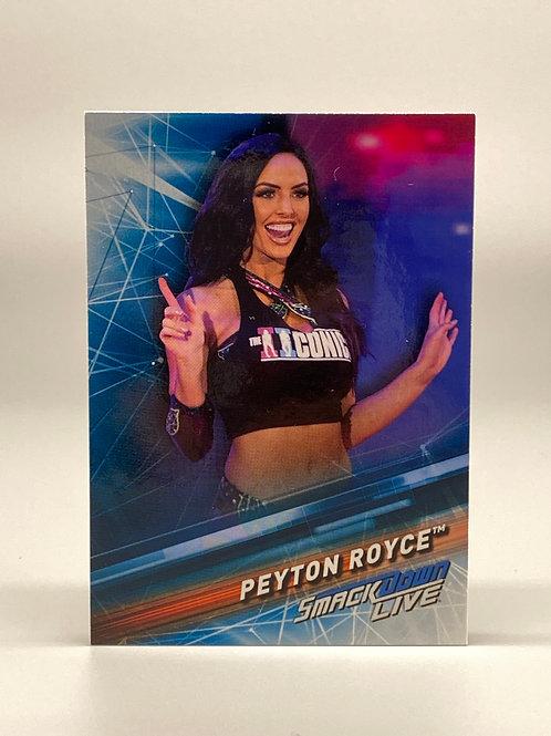 2019 Topps WWE Smackdown Live Peyton Royce #39
