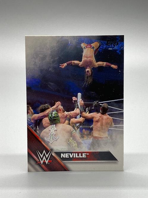 WWE Topps 2016 Neville #33