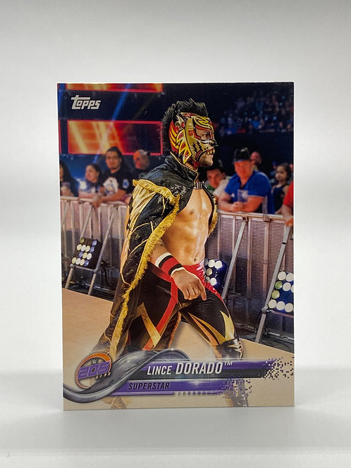 WWE Topps 2018 Then Now Forever Lince Dorado #146