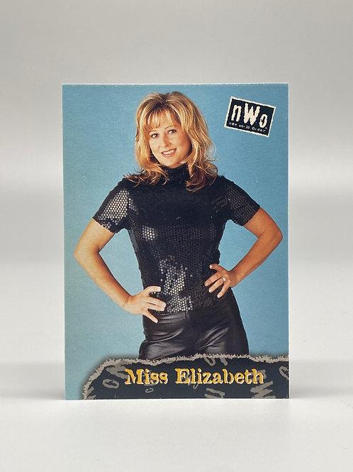 1998 Topps WCW NWO Miss Elizabeth #52