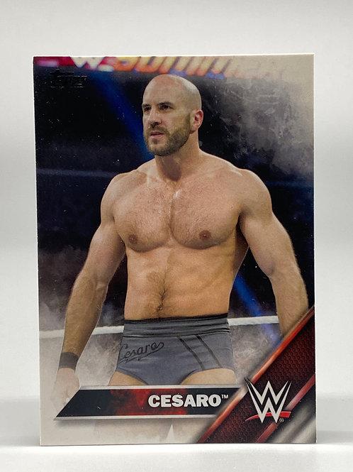 2016 Topps WWE Cesaro #13