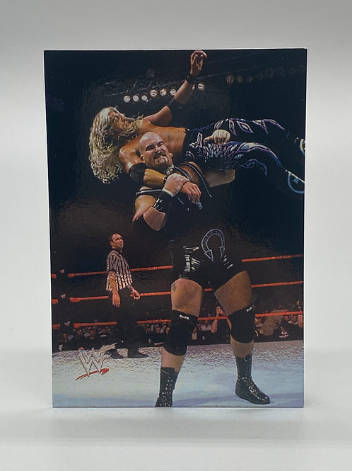 WWF Comic Images 2000 Prince Albert #22 NM Wrestling Trading Card