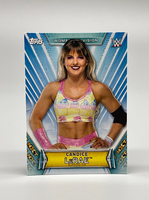 2019 Topps WWE Women's Division Candice LeRae #33