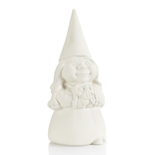 Large Female Gnome