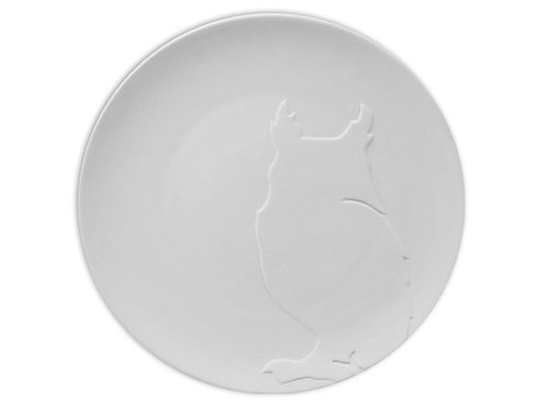 Coupe Owl Plate