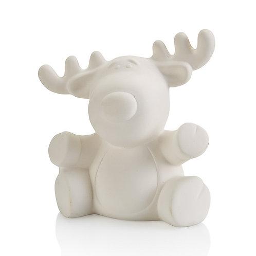 Reindeer Holiday Figure