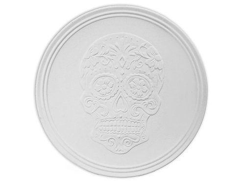 Day of Dead Plate