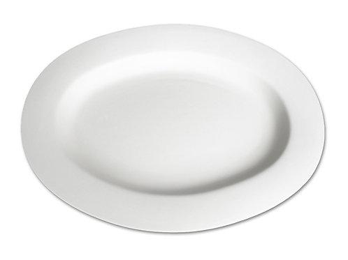 """17"""" Oval Rim Platter"""