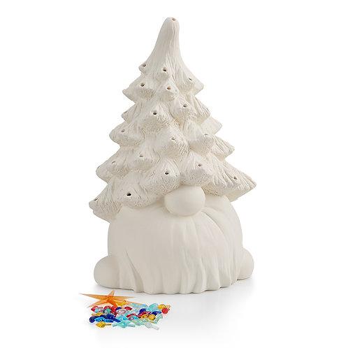 Gnome Light Up Christmas Tree