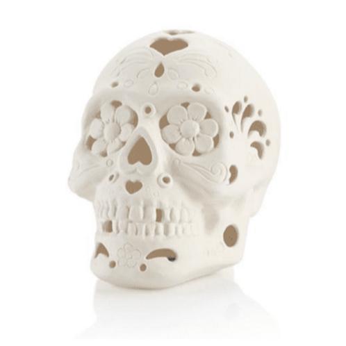 Sugar Skull Light Up w/ Light Kit