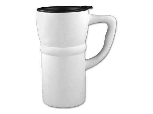 Banded Travel Mug