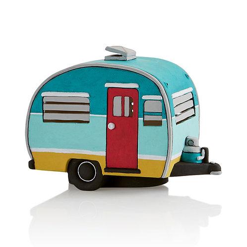 Light Up Vintage Camper w/ Light Kit