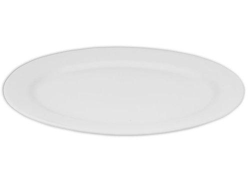 "15"" Oval Rim Legacy Platter"