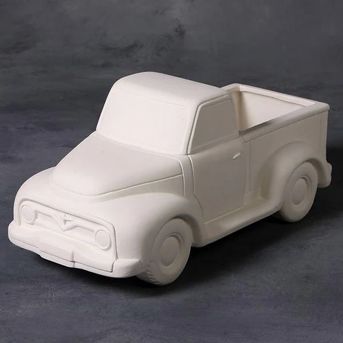 Vintage Truck Container