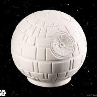 Star Wars Death Star Bank