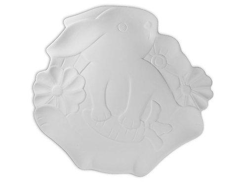 Sweet Bunny Plate