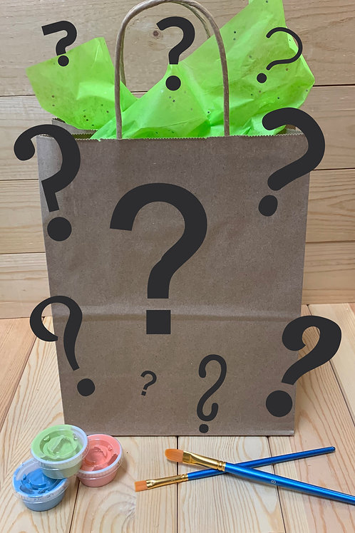 Mystery To-Go Grab Bag