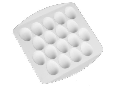 Square Egg Tray