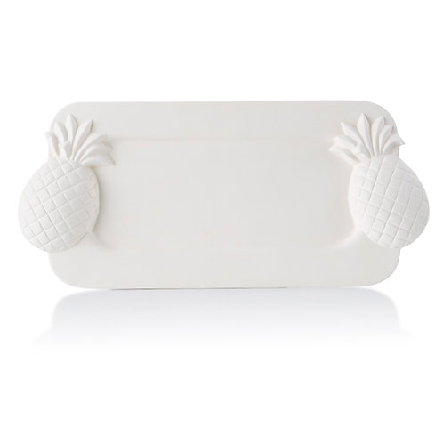 Pineapple Handle Platter