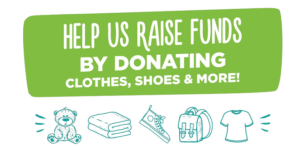 Savers FUNDrive: Goods Donations Needed