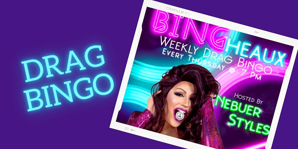 Drag Bingo@ VIP!