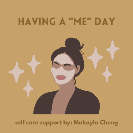 """Having a """"Me"""" Day"""