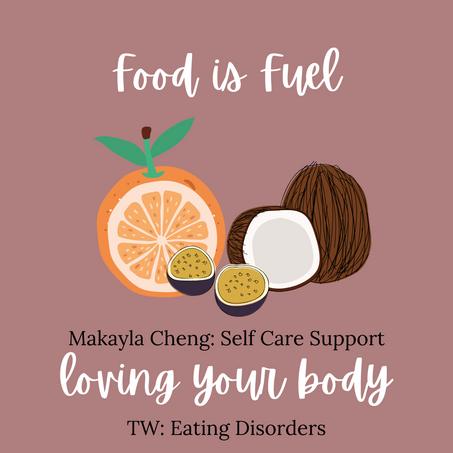 Food Is Fuel