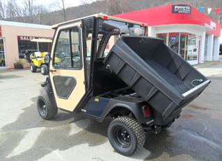 Cushman Hauler Pro-X 72V Utility Vehicle- PRICE REDUCED- must go! $10,400.