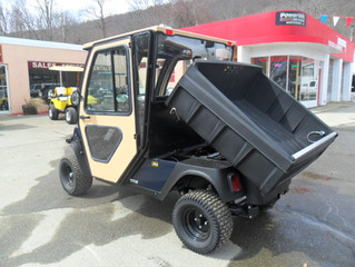 Cushman Hauler Pro-X 72V Utility Vehicle- PRICE REDUCED- must go! $10,400.