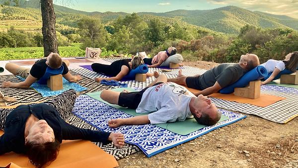 Yin Yoga Collobrières Var Origins Yoga