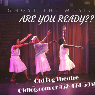 Click Here for Pictures from Ghost: The Musical
