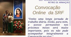 Convocação Online da SRF - Depoimento de Cristiane Cabral