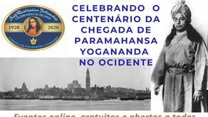 Evento especial para celebrar o Centenário da SRF