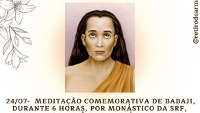 Meditações Especiais a Babaji