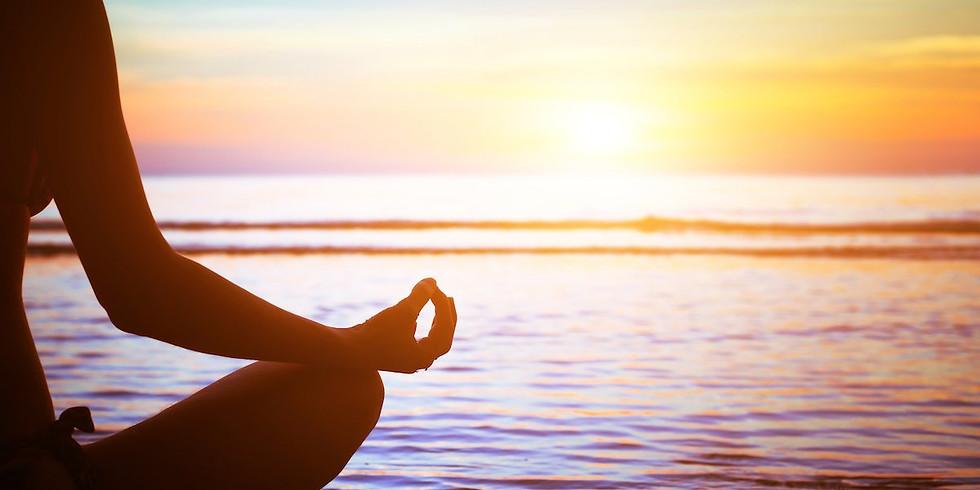 Retiro de um dia em homenagem ao dia Internacional da yoga