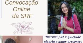 Convocação Online da SRF - Depoimento de Jaqueline Fraga