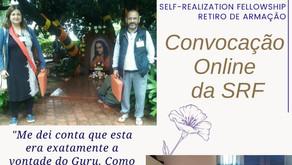 Convocação Online da SRF - Depoimento de Maria Valéria Penfold Muniz