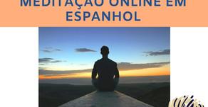 Meditação Online em Espanhol