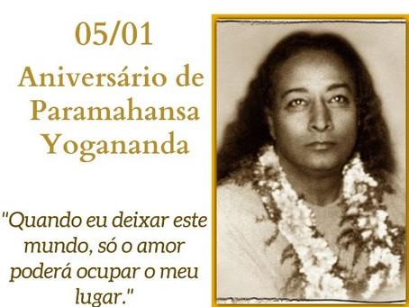 Meditação Longa de Aniversário de Paramahansa Yogananda