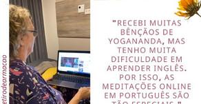 Meditação Online em Português