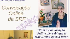 Convocação Online da SRF - Depoimento de Rosana Ferreira Almeida